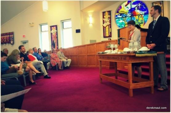invitation to communion