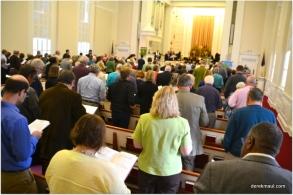 worshiping community