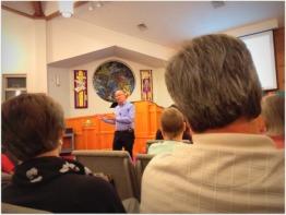 Doug Baker at WFPC