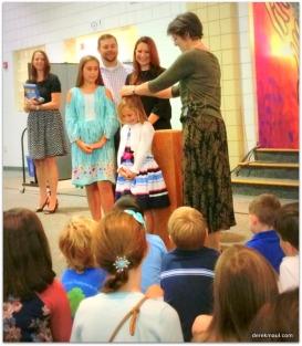 baptism at WFPC