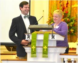 moving toward ordination