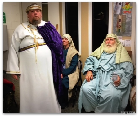 Herod with the innkeeper