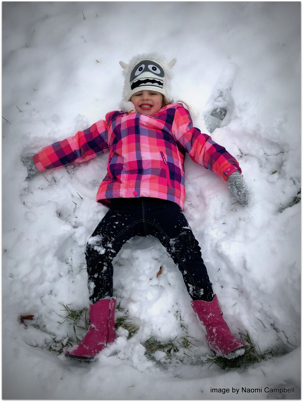 Snow Angels, tough questions, and tidyanswers