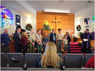 God and Life - Boy Scouts