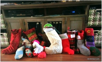 Everyone gets stockings at our house!