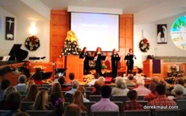 amazing bell choir