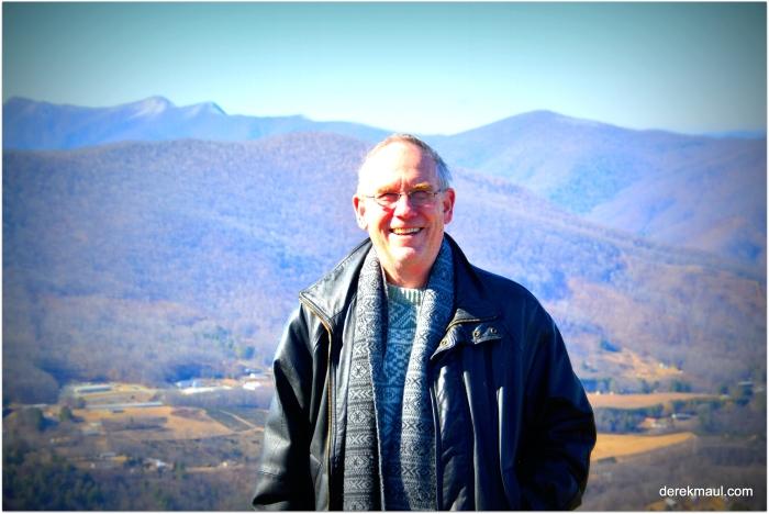 Fresh air, mountain views, and the presence ofGod