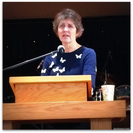 Rebekah Maul - senior pastor