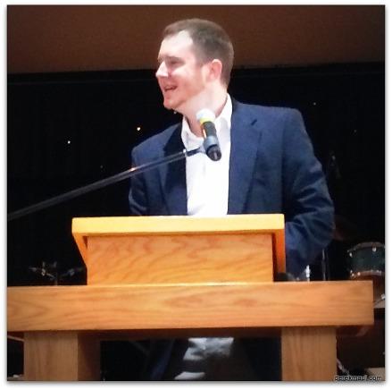 pastor John Fawcett