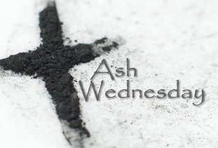 Valentine's Day… or Ash Wednesday?