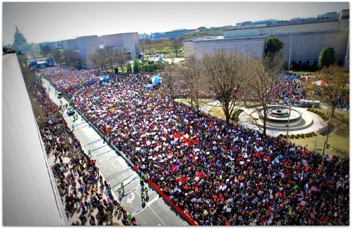 I support the students who stepped out to speak up #Parkland #MarchForOurLives