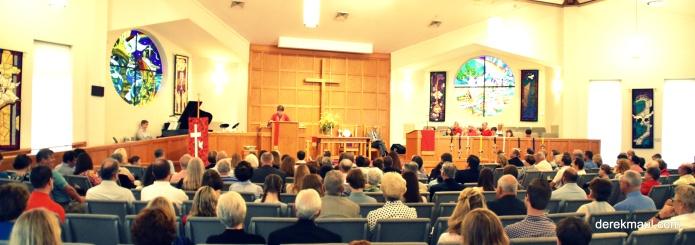 Rebekah preaching this Sunday
