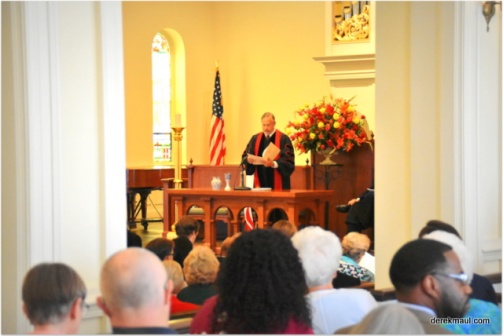 Rev Scott Solether