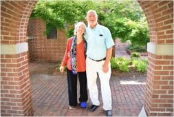 Millie and Si Seiler