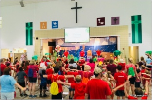 Getting VBS underway