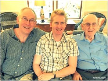 three Maul men