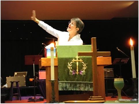 gotta love this image from Rebekah's sermon Sunday