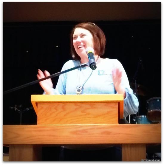Children Youth & Family Ministries - Katherine Peiper