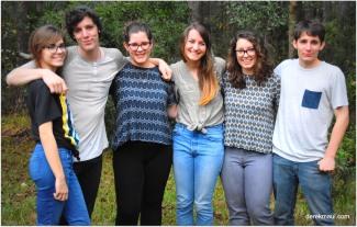 nieces and nephews - Jared, Sarah, Lindsay, Jordan, Seth (plus Samantha)