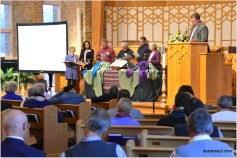Litany for closing two churches