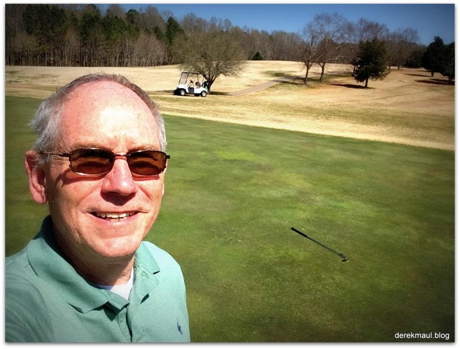Birthday golf!