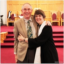 me with that amazing preacher!