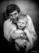 Derek and Andrew circa 1984