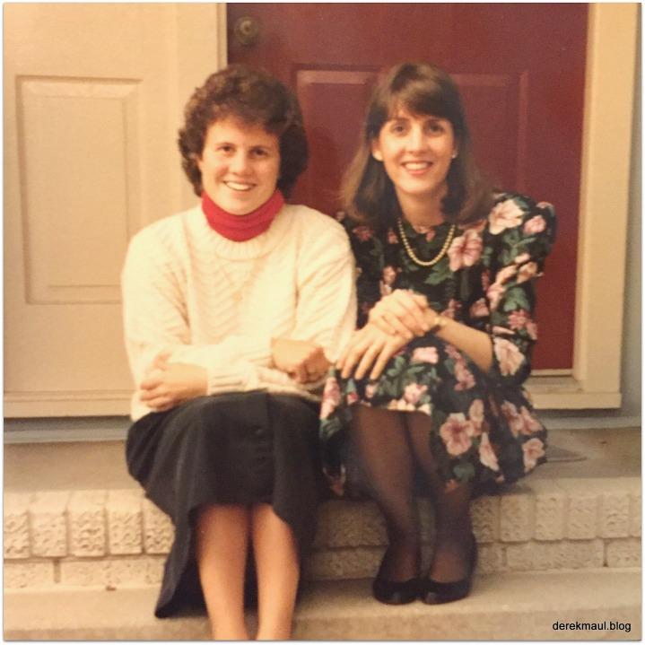 Margie. Rebekah - Pensacola, early 1990's