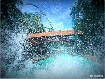 splashdown!