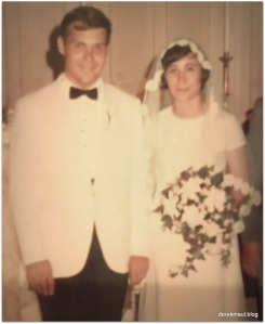 Rick and Karen - 50 years