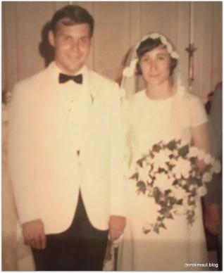 Rick and Karen - 50 years