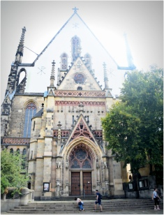 St Thomas Church (Bach's), Leipzig
