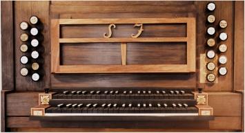 Bach's organ