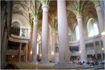 inside St Nicholas'