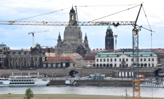 Dresden from the roof
