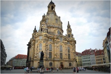 the Frauenkirche