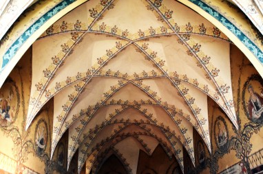 amazing vaulting in ceilings