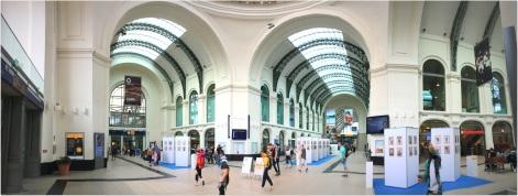 Dresden main railway station