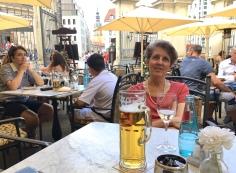 Dresden courtyard