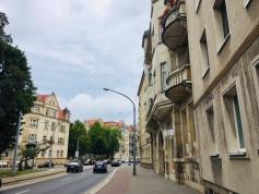 Andrew and Alicia's street