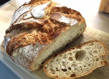 local bread!