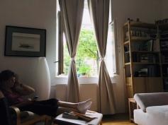 Dresden apartment life