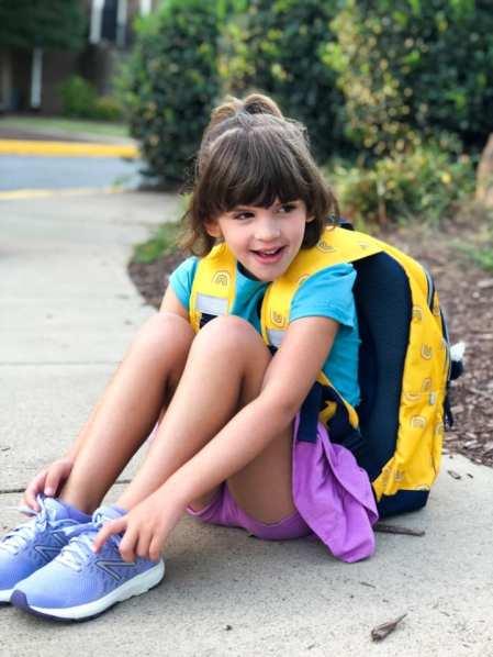 big first-grader