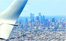 flying out of Philadelphia