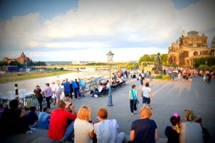 Europe's Balcony - Dresden