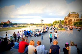 Europe's Balcony - Dresden