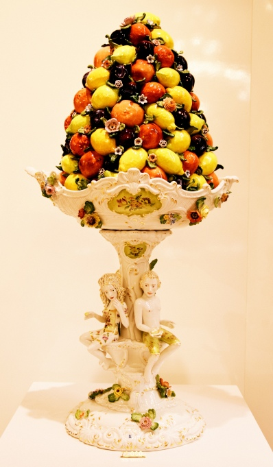 Meissen - $80,000 item in factory store