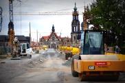 ongoing work in Dresden