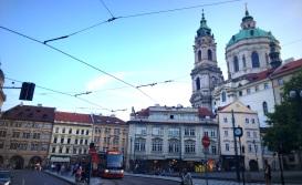 St Nicholas - Prague