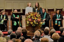 called into worship in song